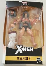 Weapon X Marvel Legends Caliban BAF