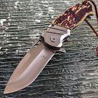 ELK+RIDGE+BONE+HANDLE+ASSISTED+TACTICAL+FOLDING+HUNTING+POCKET+KNIFE+Blade+
