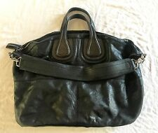 ~AUTHENTIC GIVENCHY BLACK LEATHER NIGHTINGALE BAG (THAT CELEB FAVE!)  ~