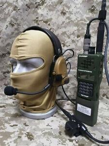 TCA PRC-152A Standard Ver. Radio + U94/PTT + Comtac-III C3 Headset Boxed Set