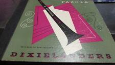 IRVING FAOLA'S DIXIELANDERS KEYTONE 78 RPM RECORD K-138 FAZOLA
