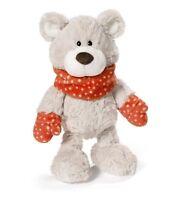 Nici Winter Bär Teddybär 35cm Schlenker Plüsch 30°C Kuscheltier Geschenk 39914