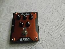 Randall RRED 5 knob  distorsion Guitar Effect Pedal