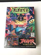 Atari Jaguar - Ruiner Pinball - BRAND NEW FACTORY SEALED MINT