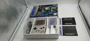 Console Nintendo Game Boy Gameboy FAT Pack Tetris en boite