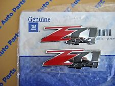 Chevy GMC Truck SUV Z71 4x4 Emblems Silverado Sierra Set of 2