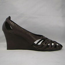 Timberland 100% Leather Wedge Mid Heel (1.5-3 in.) Women's Shoes