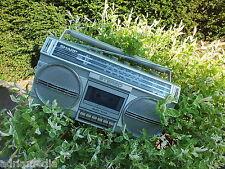 Cassette Recorder getthoblaster Sharp gf4343 RADIO RICEVITORE Boombox Retrò GF