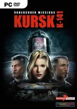 Undercover Missions Kursk K-141 - PC DVD - PEGI 12 - New & Sealed