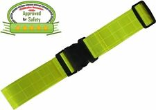 Army Reflective Belt - Military - Made from Reflective Strips for Running Joggin