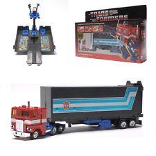 Transformers Optimes Prime G1 transformers Reissue Pearl Rot Schwarz AutoBot Neu