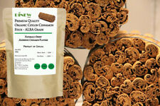 Organic Ceylon Cinnamon sticks ALBA Grade- Pure Natural from Sri Lanka