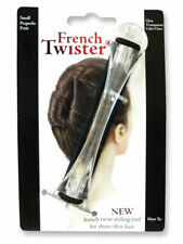Mia French Twister Styling Tool, Small Size, for Short and/or Thin Hair