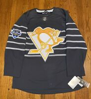 Adidas Pittsburgh Penguins 2020 All Star Game Authentic NHL Jersey Sz 46 Small
