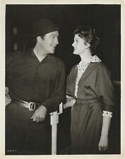 """URSULA THEISS & ROBERT TAYLOR in """"All the Brothers were Valiant"""" Original 1953"""