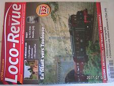 **aa Loco Revue n°759 TGV POS Märklin / Voiture C5 de l'ancien Etat