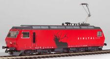 """Hag 3-Rail AC HO Swiss SBB """"Sihltalbahn"""" Re4/4"""