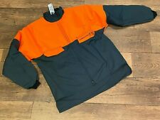 """Chainsaw Jacket Class 1 Francital Forestry Protective SMALL 36""""-38"""" Chest"""