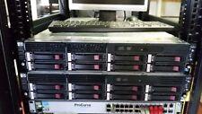 HP StorageWorks P4300 G2 7.2TB SAS Starter SAN Solution iSCSI Storage Licensed*