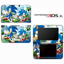 Vinyl Skin Decal Cover for Nintendo 3DS XL LL - Sonic Generations The Hedgehog