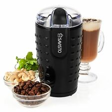 Savisto Electric Coffee Grinder [Powerful 150 Watt] Coffee Bean Nut and Spice...