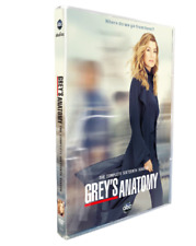 Grey's Anatomy Season 16 (DVD, 5-Disc Set) New & Sealed Free Shipping Us Seller