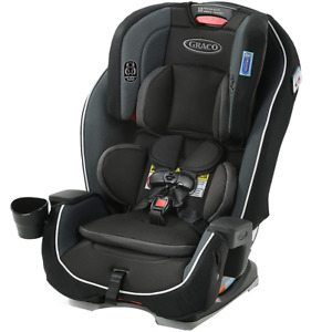 Graco Milestone 3-in-1 Car Seat, Infant to Toddler Car Seat, Gotham