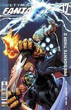 ULTIMATE FANTASTIC FOUR n° 17   Panini Marvel