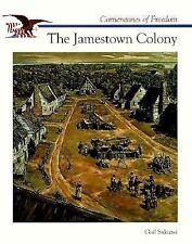 The Jamestown Colony (Cornerstones of Freedom)-ExLibrary