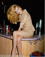 "Jerry Hall Colour 10""x 8"" Signed Photo - UACC RD223"