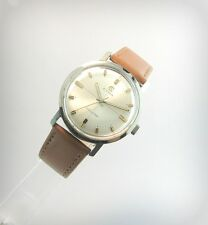 Vintage,collectable CYMA  NAVYSTAR  Mint. Auto..27 Jewels..Steel..50's..Swiss