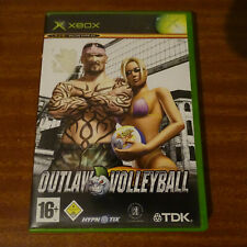 Jeux Vidéo XBOX Outlaw Volleyball - TDK