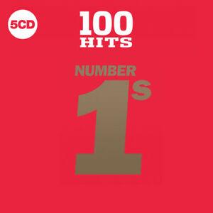 Various Artists - 100 Hits: 1's / Various [New CD] Boxed Set, UK - Imp