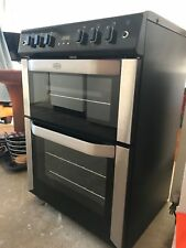 Belling Gas Cooker - Stainless Steel