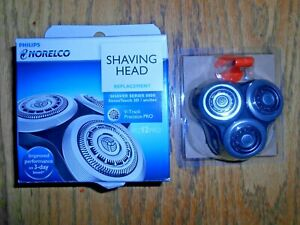 New Philips Norelco RQ12PRO Replacement Shaving Head Shaver Series 8000 Arcitec