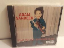 What the Hell Happened to Me? [PA] by Adam Sandler (CD, Feb-1996, Warner Bros.)