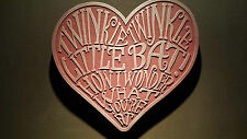 Alice in Wonderland themed queen of hearts plaque twinkle twinkle