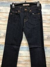 Women's J Brand Jeans 25 x 32 Pure Martini Flare leg Stretch (E46)