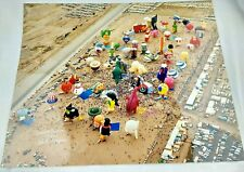 1994 Special Shapes Fiesta Arial Photo Limited Print SIGNED Lee Morgan 20x16