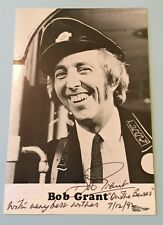Bob Grant Jack Harper On The Buses Genuine Signed Authentic Autograph