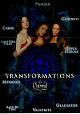 Charmed Conversation Trading Card Transformation Sset (9)