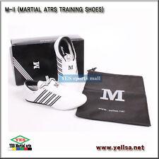 Yes M-Ii martial arts trainning shoes/taekwondo/karatedo/ footwear/All size.
