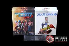 SCF7 Blu-ray Steelbook Protectors For Filmarena HardBox (Pack of 3)
