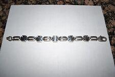King Baby Mens designer silver bracelet