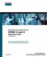 CCNA 3 and 4 Companion Guide (Cisco Networking Academy Program) (3rd Edition) b