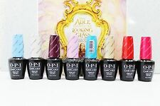 OPI GelColor SET OF 8 Gel Polish ALICE THROUGH THE LOOKING GLASS @ GC BA1 - BA8