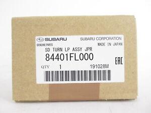 Genuine OEM Subaru 84401FL000 Passenger Side Mirror Turn Signal Lamp