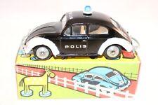 "Tekno Denmark 819 Volkswagen Kafer Beetle ""Polis"" very near mint in box Superb"