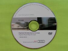 DVD NAVIGATION SOFTWARE AUDI MMI 2G DEUTSCHLAND + EUROPA 2010 A4 A5 A6 A8 Q7 4E0