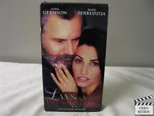 Lies & Whispers VHS Gina Gershon, Rade Serbedzija, Patricia Hodge; Roger Simon